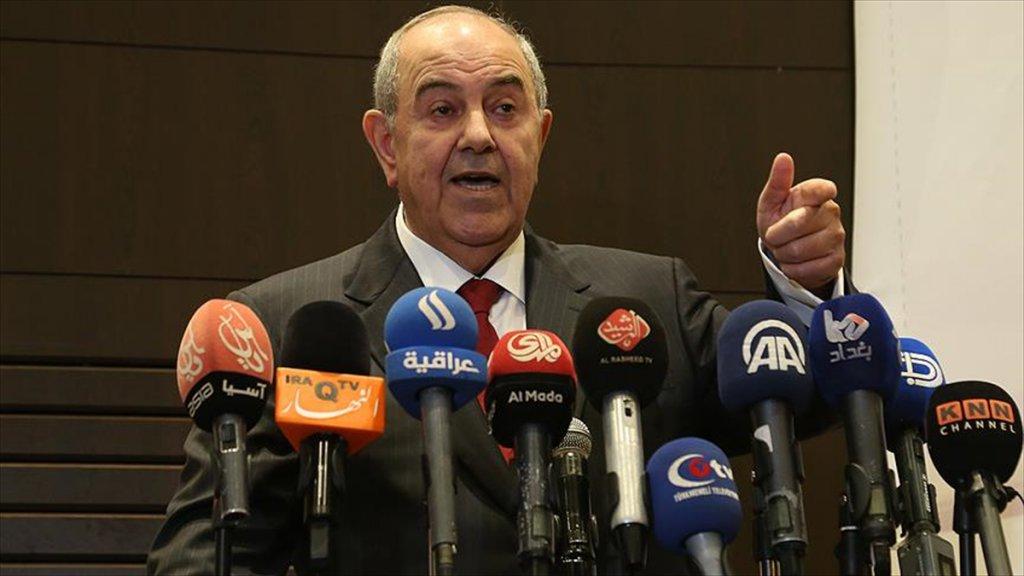 Allavi'den Bağdat ve Erbil'e acil toplantı çağrısı
