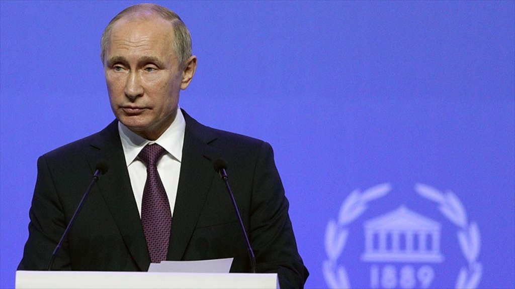 Putin'den Suriye çağrısı