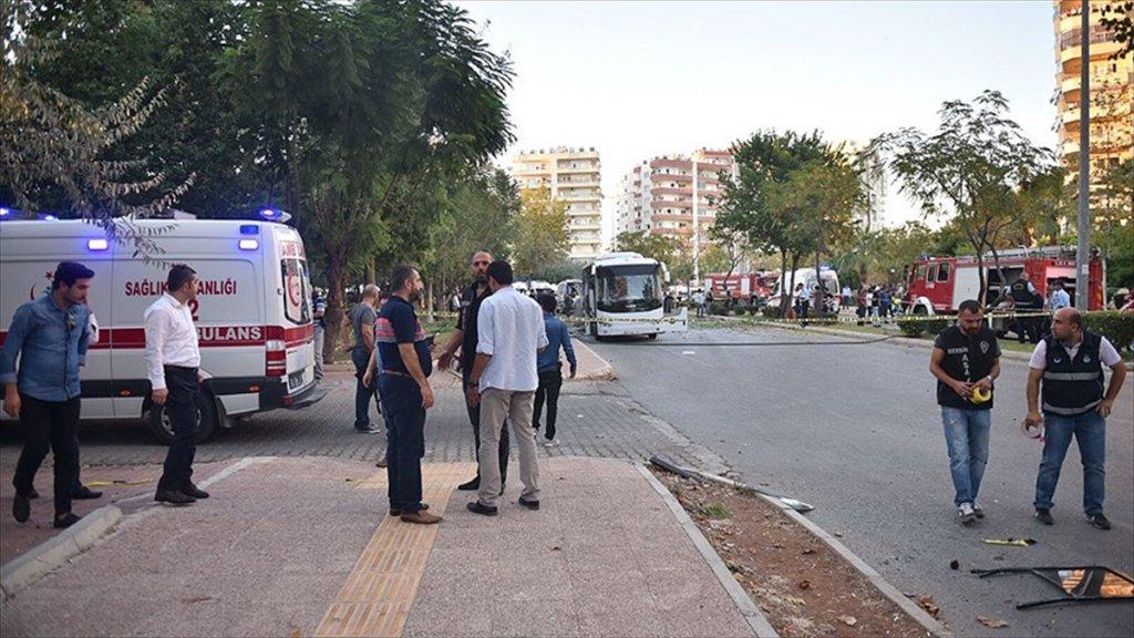Mersin'deki saldırıya ilişkin 11 kişi gözaltında
