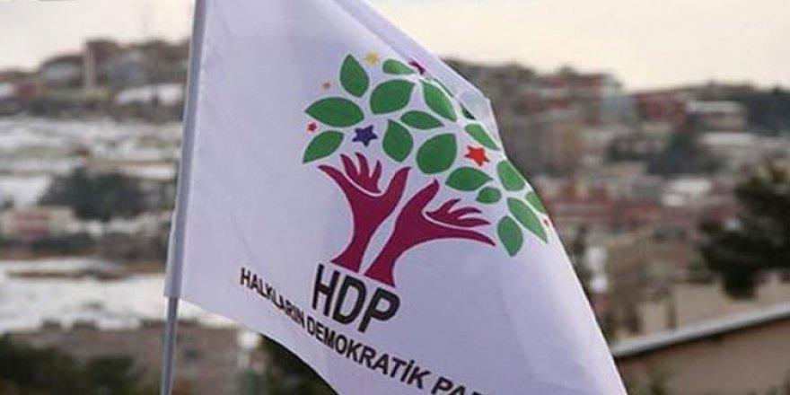 HDP'li vekile 4 yıl 7 ay hapis cezası