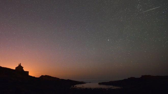 Orionid meteor yağmuru şöleni