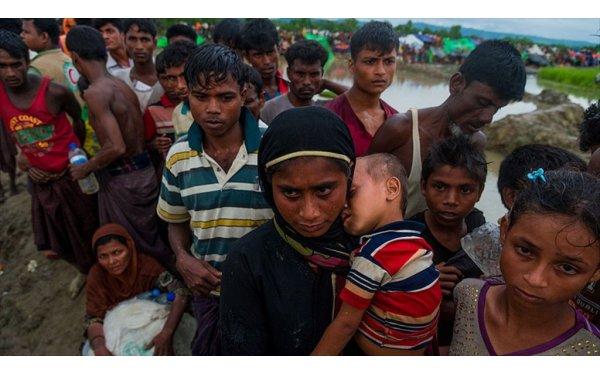 BM: Bangladeş'e Sığınan Arakanlı Müslüman Sayısı 603 Bine Ulaştı