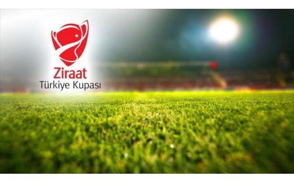 Ziraat Türkiye Kupasında Tur Atlayan 8 Takım Belli Oldu