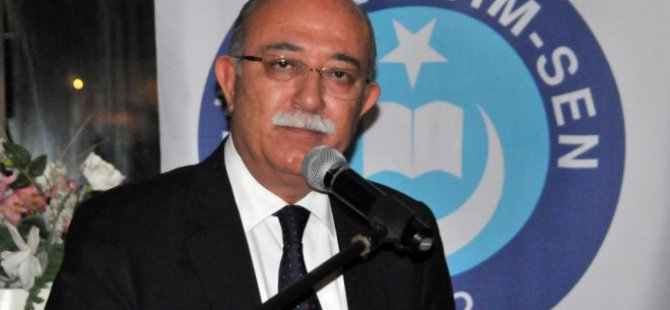Türkiye Kamu-Sen Genel Başkanı İsmail Koncuk'tan 29 ekim mesajı