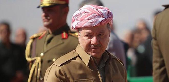 Barzani'nin istifası kabul edildi