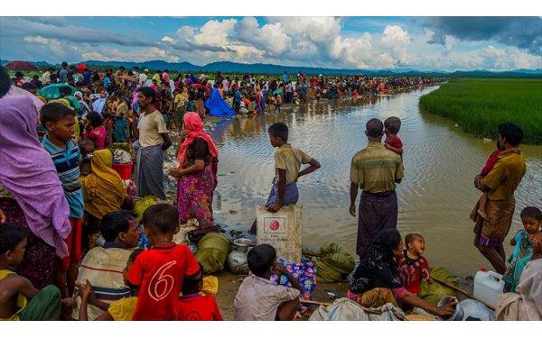 ABD, Arakan İçin Myanmar'a Bir Heyet Gönderiyor