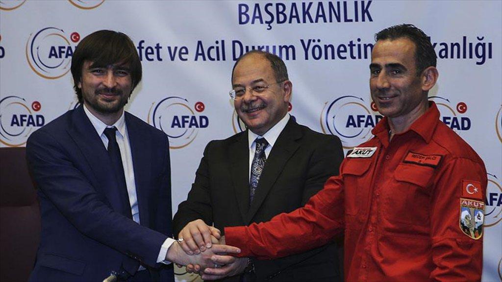 Başbakan Yardımcısı Akdağ: AKUT'u sistemin tam parçası haline getiriyoruz