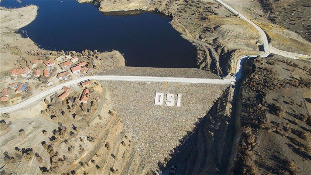 DSİ Genel Müdürü Acu: Manisa'da 13 baraj tamamlandı