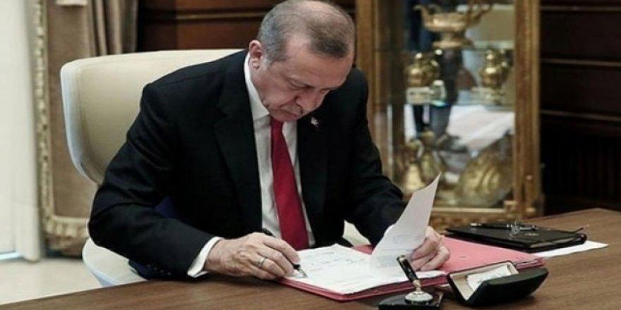 Erdoğan'dan 4 yeni kritik atama