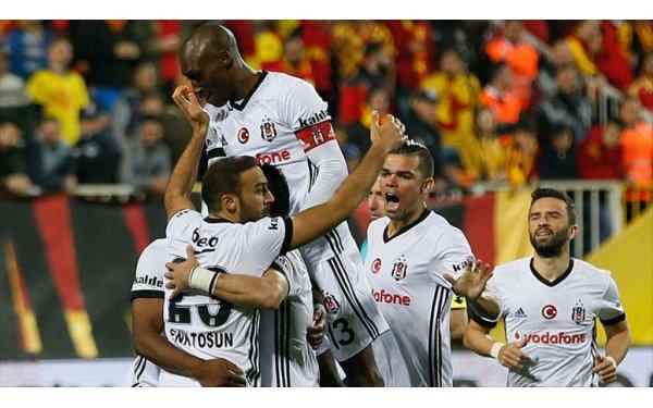 Göztepe (1-3) Beşiktaş