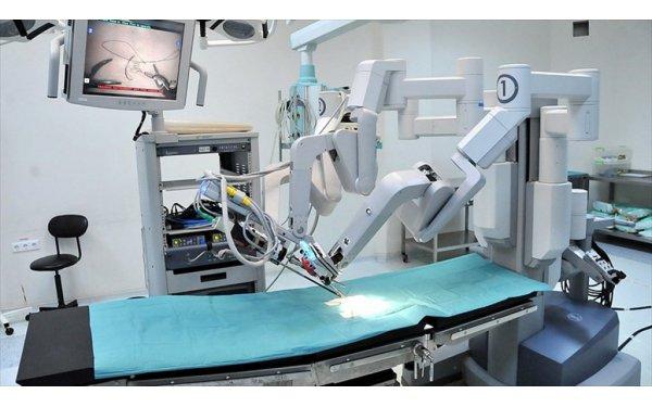 Türkiye Robotik Cerrahiyle Organ Naklinde Dünya İkincisi