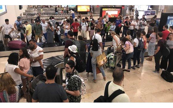 Seyahat Harcamaları 3 Ayda 7 Milyar Lirayı Buldu