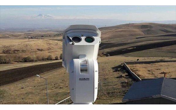 Türkiye-Ermenistan Sınırı Kamera Sistemi İle Donatılıyor