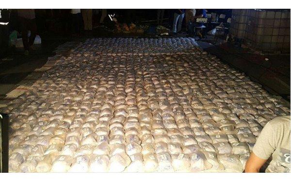 Muz Çiftliğinde 12 Ton Kokain Ele Geçirildi
