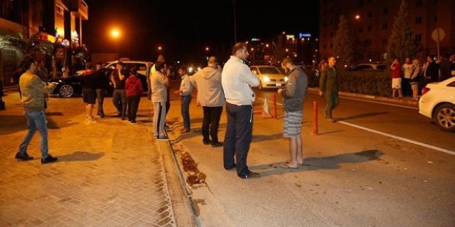 Irak'ta 7.3 şiddetinde deprem...
