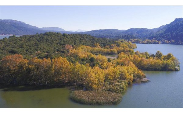 Huzurun Yeni Adresi: Kovada Gölü