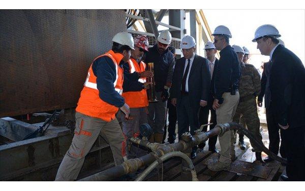 Türkiye'de En Kaliteli Petrol Eruh'ta Çıkarılıyor