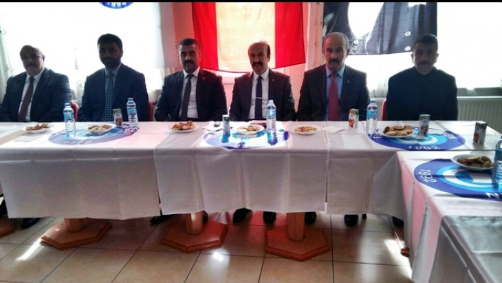 MHP'li Avşar'dan Türkyılmaz'a Ziyaret