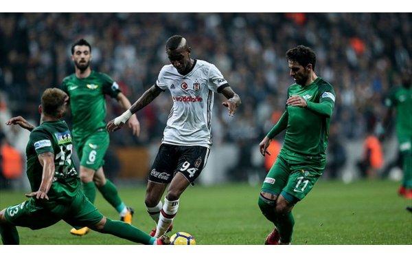 Beşiktaş (0-0) Akhisarspor