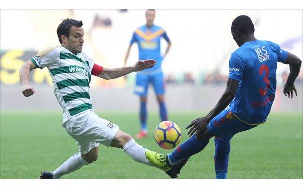 Bursaspor (0-0) Göztepe