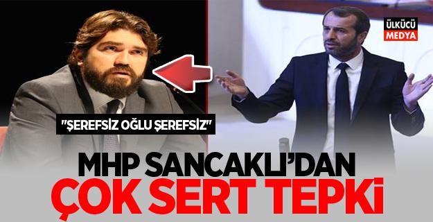 MHP'li Saffet Sancaklı'dan Rasim Ozan Kütahyalı'ya Çok Sert tepki
