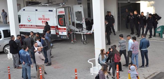 Lise önünde dehşet: 1 öğrenci öldü, 2'si ise yaralandı...