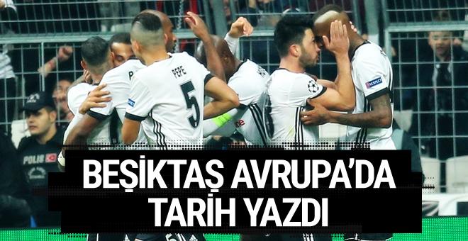 Beşiktaş-Porto maçı golleri ve geniş özeti