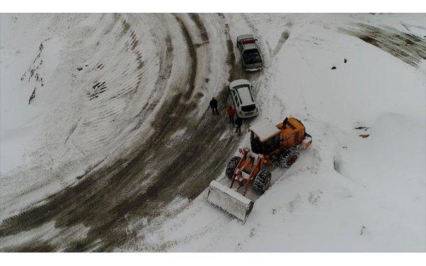 Van'da Eğitime Kar Engeli