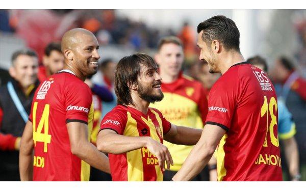 Göztepe (2-0) Akhisarspor