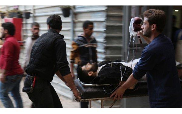 Doğu Guta'daki Rejim Saldırılarında Sivil Kayıplar Sürüyor
