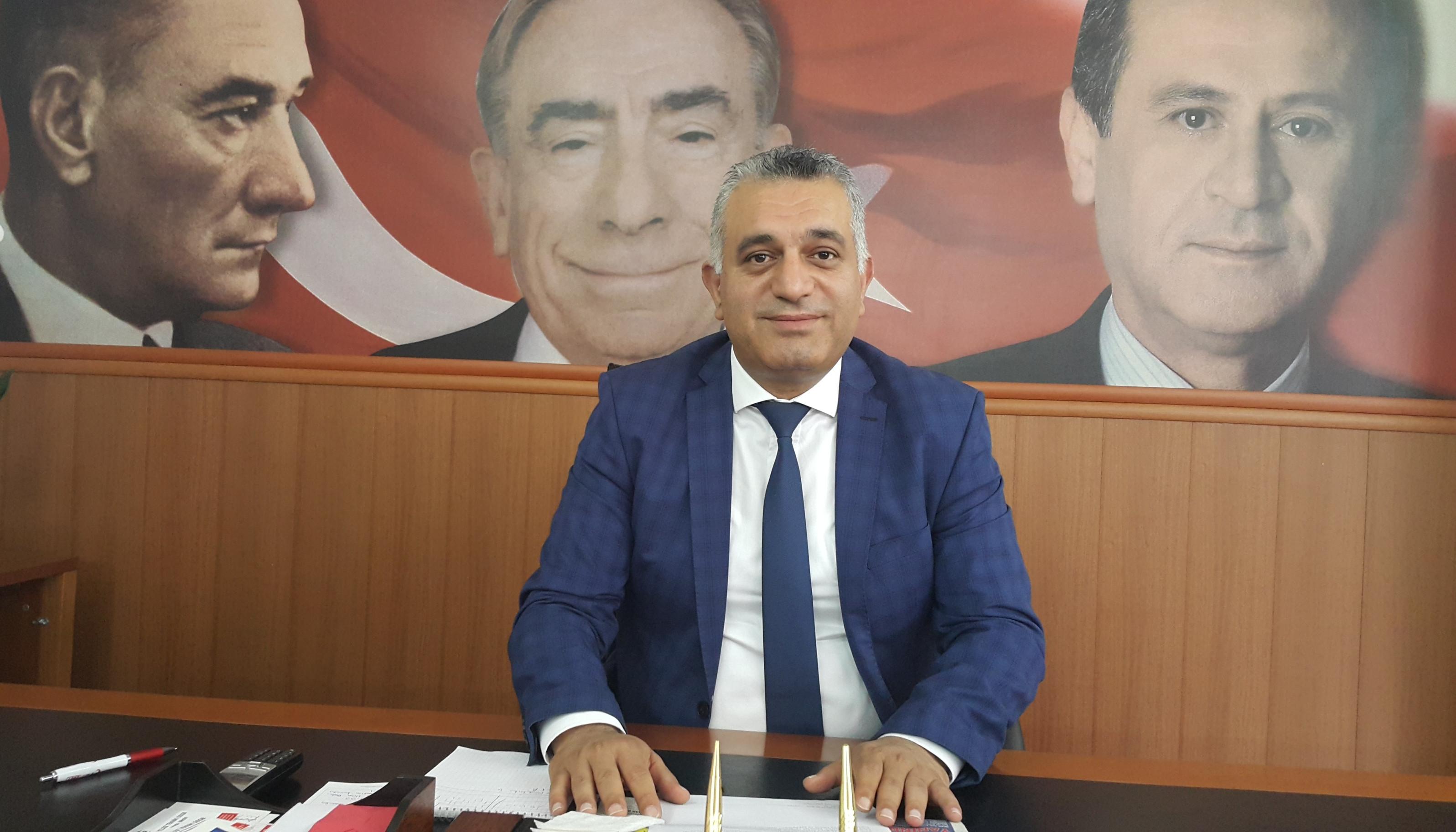 MHP Adana İl Başkanı Sertan Duran'dan Mevlit Kandili mesajı…