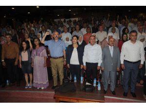 Hdp'li Beştaş : Savaşa Her Kentten Tepki Ve Barış Çağrısı Var