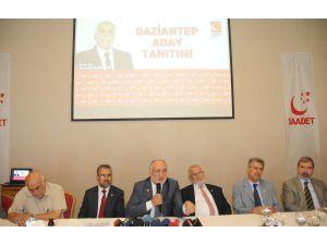 Sp'li Karaman: Seçim Güvenliğinin Mesulü İktidar Partisidir