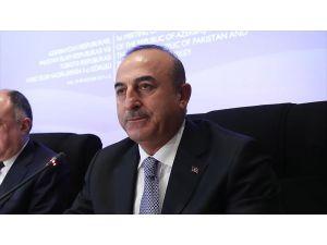 Dışişleri Bakanı Çavuşoğlu: Pentagon başkanını dinlemiyorsa sonuçta bizi ilgilendirir