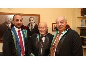 Baba oğul ve torun avukatlar