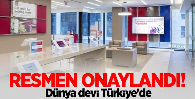 Dünya Devi Artık Türkiye'de