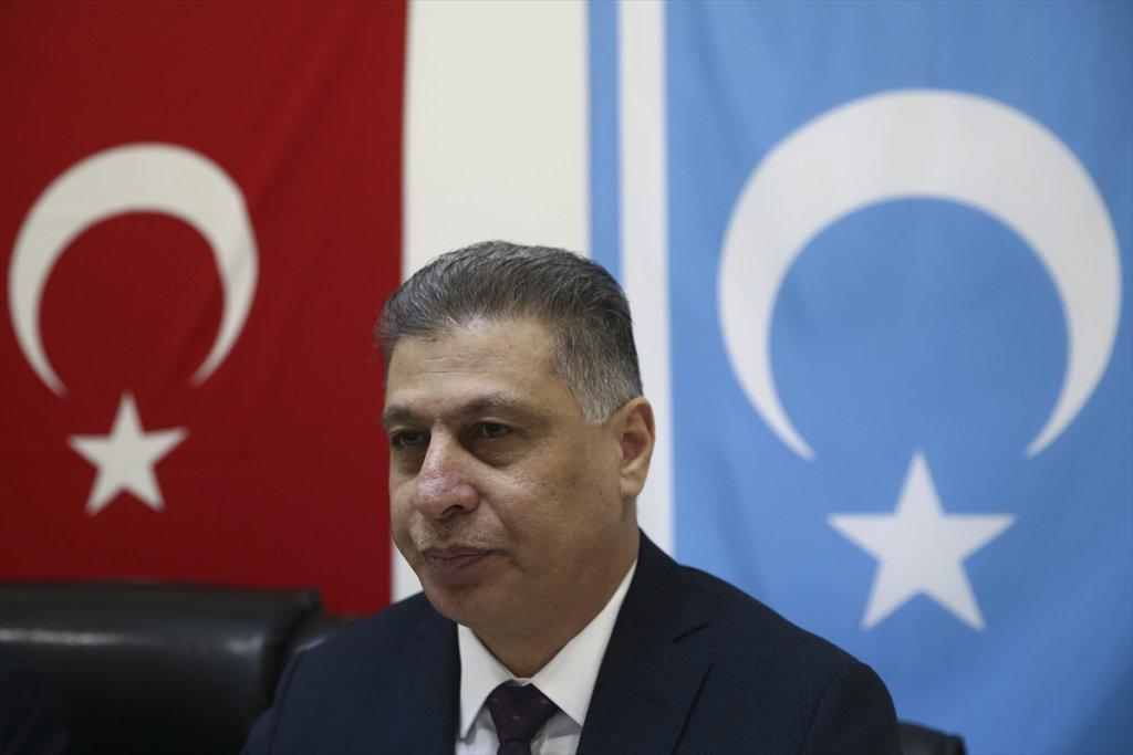 'Türk Dünyası Turan Yazgan Büyük Ödülü' Erşad Salihi'ye verildi