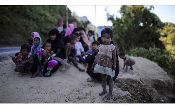 Myanmar'dan Kaçanlar Azaldı Ancak Acılar Aynı