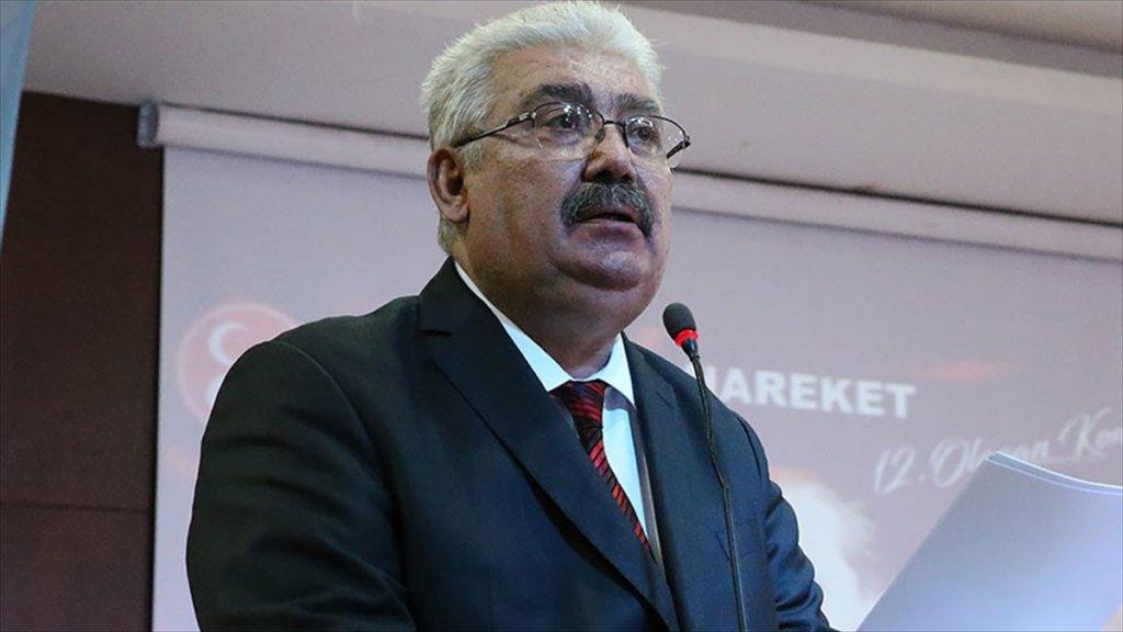 MHP Genel Başkan Yardımcısı Yalçın: Bundan sonra teşebbüs iktidardan gelecektir