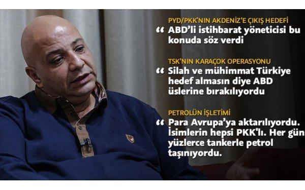 Talal Silo, ABD'nin PYD/PKK'ya Desteğini Anlattı