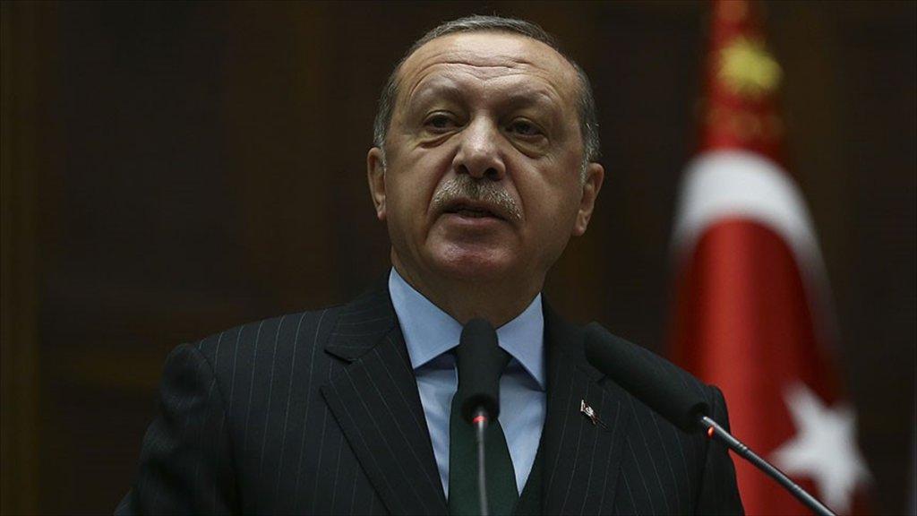 Cumhurbaşkanı Erdoğan'dan 'Trump'' Açıklaması