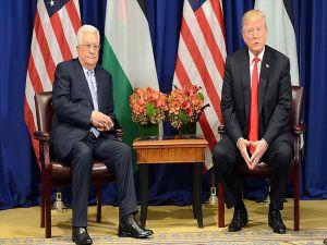 Abd Başkanı Trump, Abbas İle Kudüs'ü Konuştu
