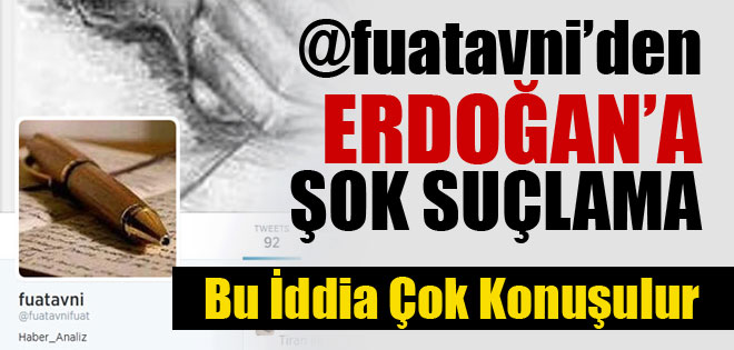 Fuat Avni'den Erdoğan-Barzani-Musul iddiaları!