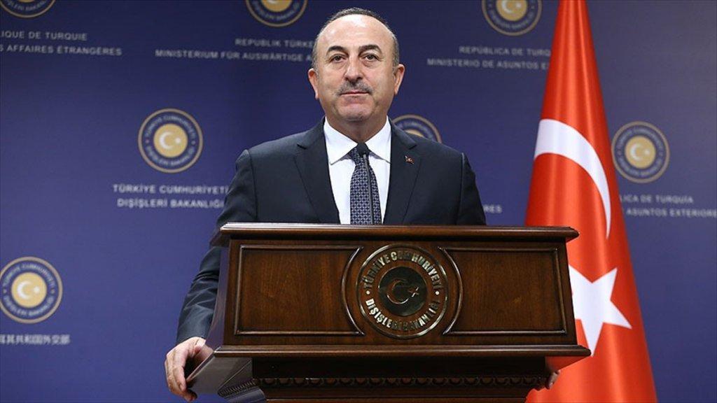 Dışişleri Bakanı Çavuşoğlu: Abd'nin Kudüs Planı Kaos Getirecektir