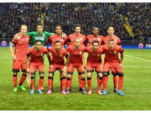 Astana - Galatasaray: 2 - 2