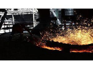 Sanayi Üretim Endeksi Ekimde Arttı
