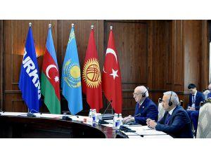 Tbmm Başkanı Kahraman: Bize Düşen Görev Bölgemizdeki Sınamaları Fırsatlara Dönüştürmek