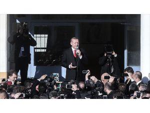 Cumhurbaşkanı Erdoğan: İnancına Güvenen İnanç Hürriyetinden Korkmaz