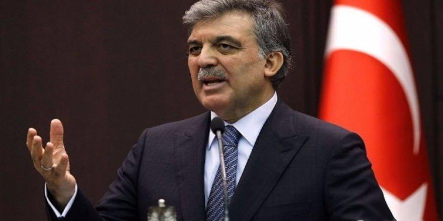 Abdullah Gül: Büyük bir provokasyon!
