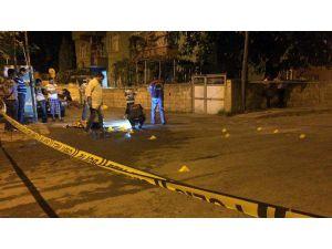 Motosiklet Üzerinde Silahlı Saldırıya Uğradı
